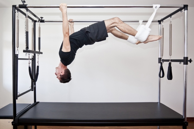Pilates-Exercice-Hanging