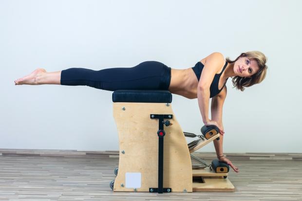 Pilates-Exercice-Swan
