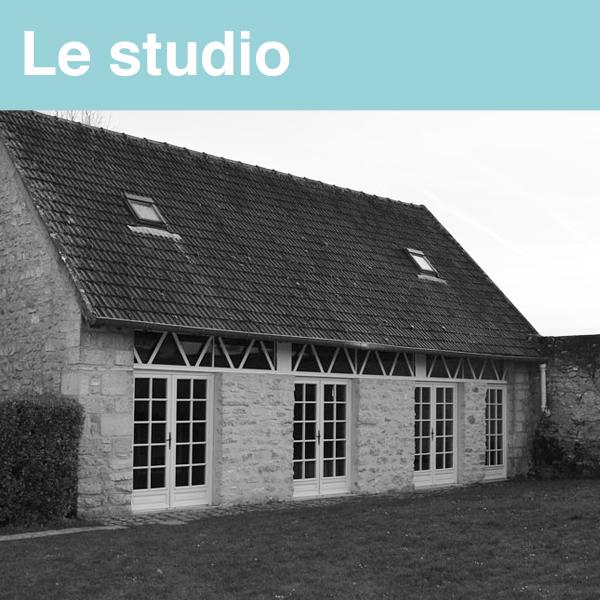 Découvrez le studio à Senlis